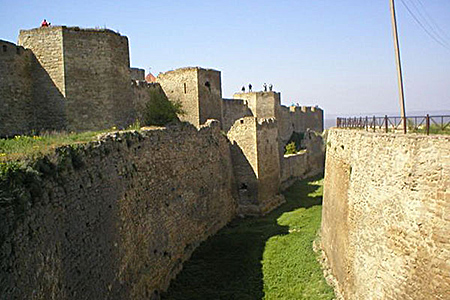 Bilgorod-Dnistrovskyi Fortress and Wine Culture Center Shabo