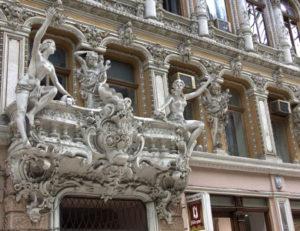 Odessa Architecture tour
