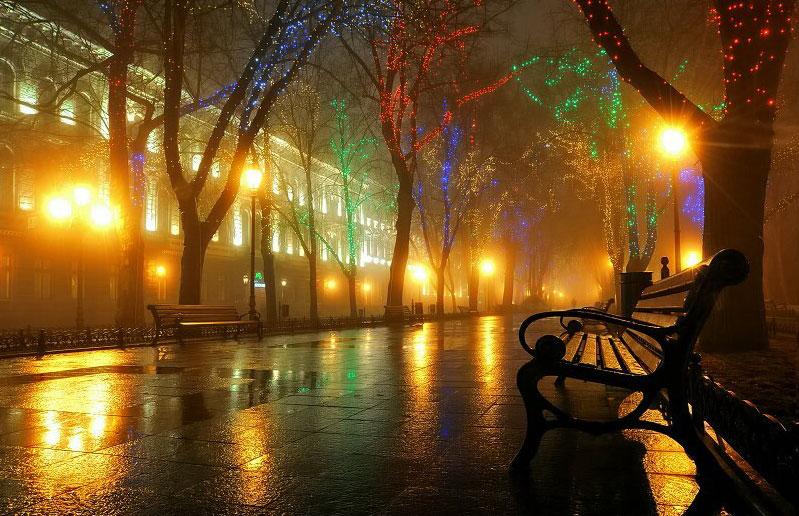 Новогодний тур в Одессу