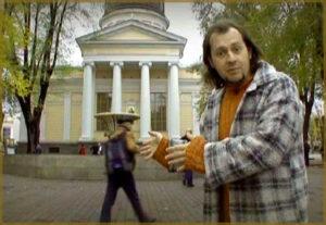 """Телевизионная программа """"Где Идём?!"""" с Тудой-Сюдой"""