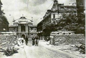 Героическая оборона Одессы 1941 года
