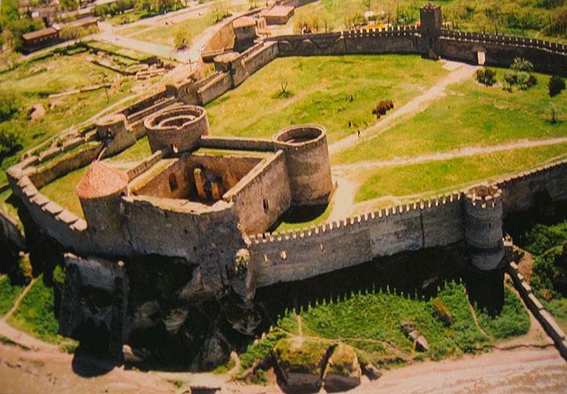 belgorod krepost - Тур в Белгород-Днестровскую крепость