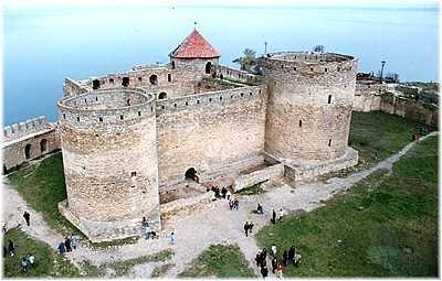 dnestrovskaya krepost - Тур в Белгород-Днестровскую крепость