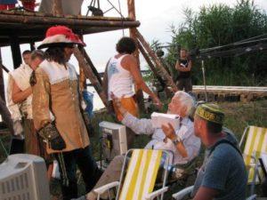 Как снимали мушкетеров в Одессе