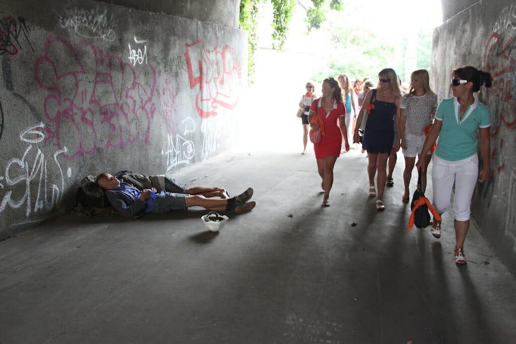 Блеск и нищета Одессы