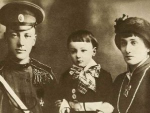 Анна Ахматова и Николай Гумилёв
