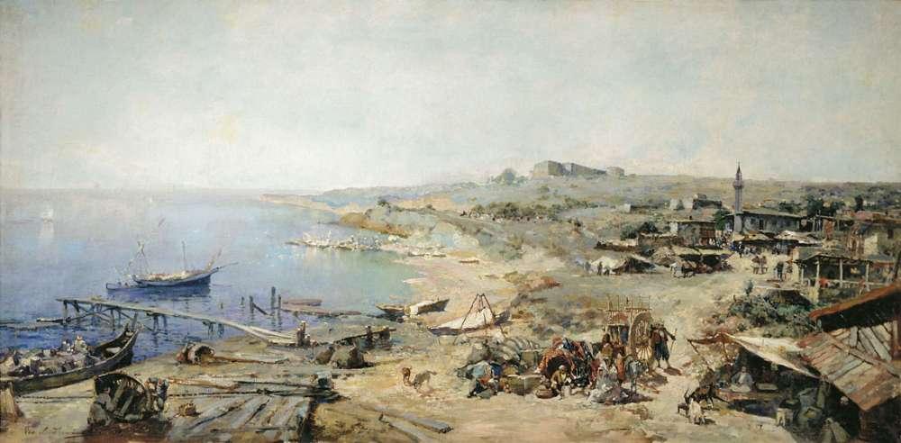 История основания Одессы - Хаджибей