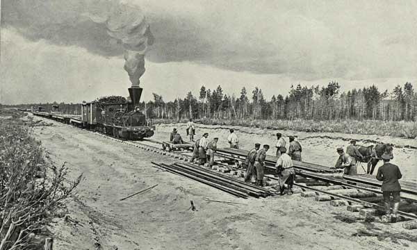начальник одесской железной дороги