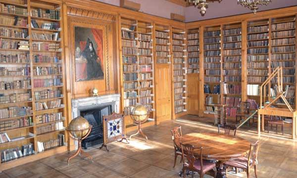 Библиотека воронцова