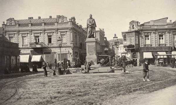 Сегодня Одесса вспоминает князя Воронцова