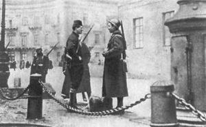 Гражданская война Одесса