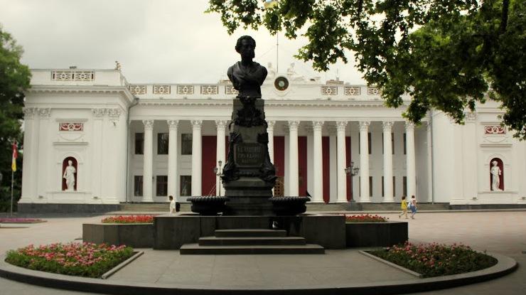 Пушкин в Одессе. Интересные факты.