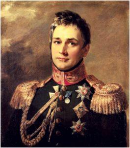 Михаил Семенович Воронцов (1823-1854 гг.)