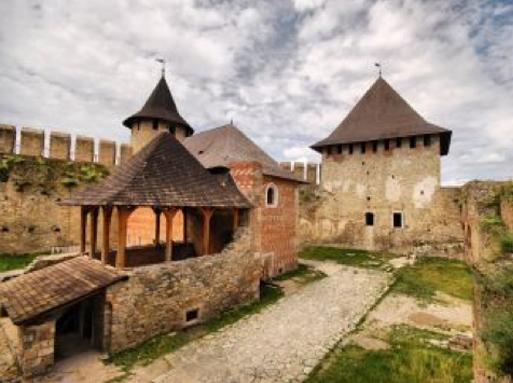 Крепость, Хотин