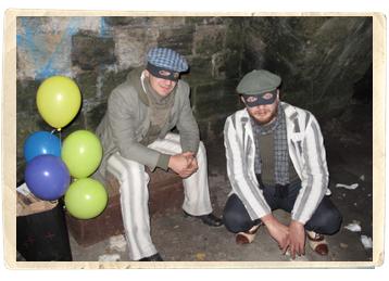 Детские квесты по Одессе