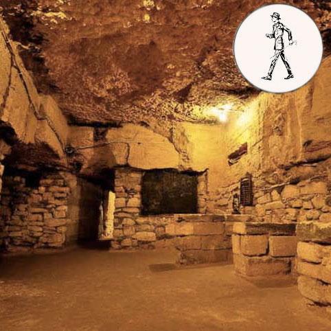 katakomby - 20000 лье под землей <br/>Экскурсия в катакомбы